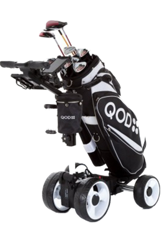 Robot - Here are a few innovative golf buggies