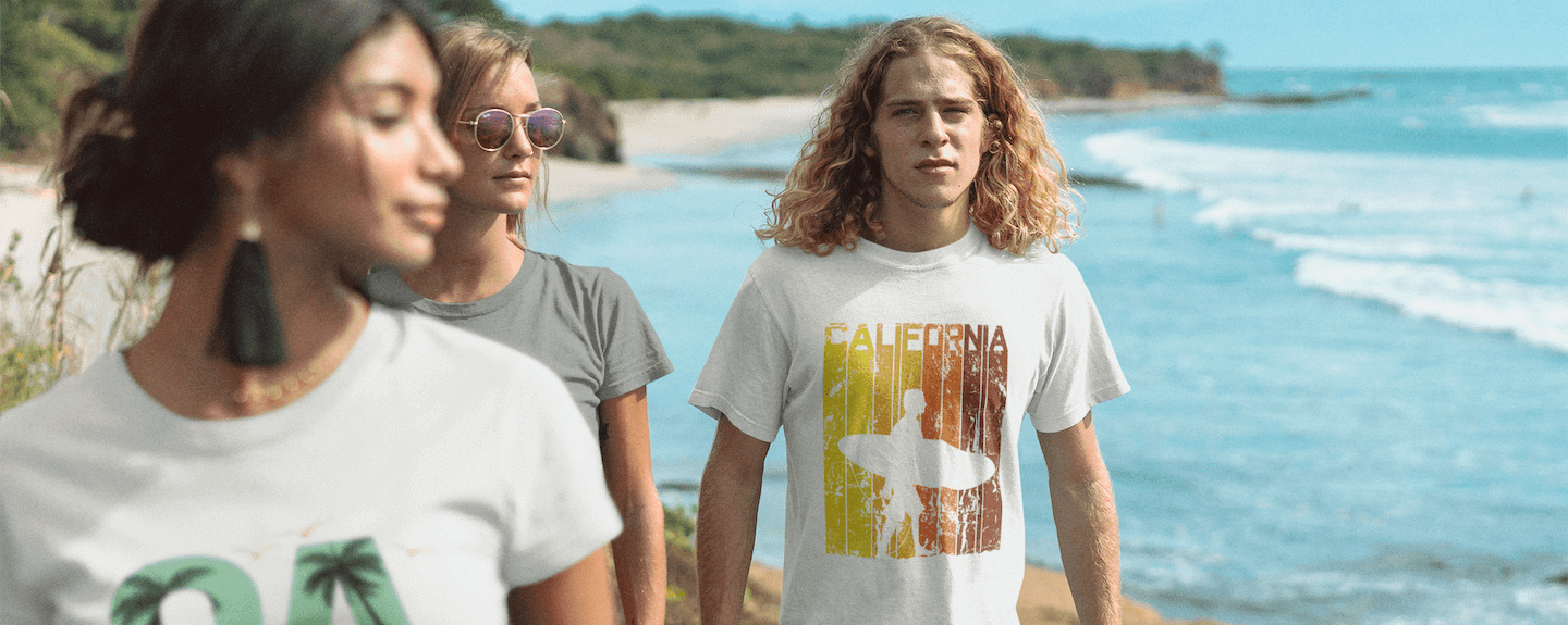 California T-Shirts