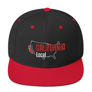 California Local Hat