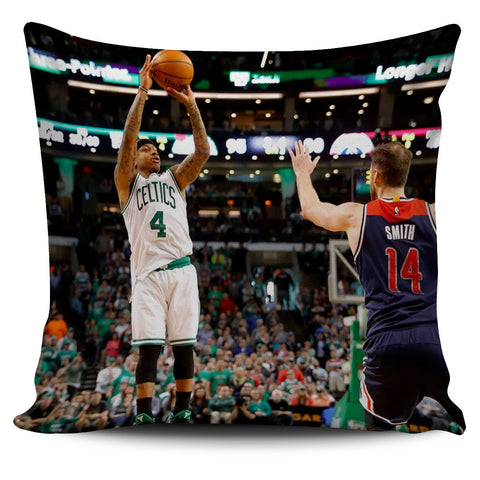 Isaiah Thomas Boston Celtics Throw Pillow