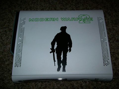 Call of Duty: Modern Warfare 2 Xbox 360 Decal Basic Kit