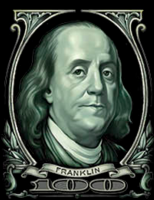 Big Cash Ben Franklin Tshirt - TshirtNow.net