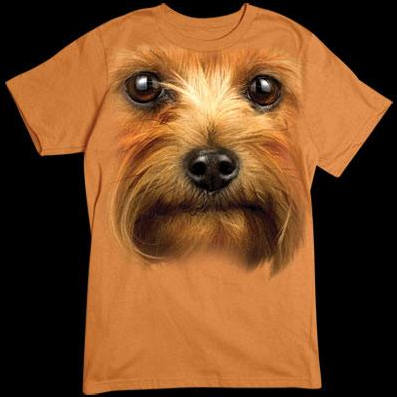 Terrier Face tshirt