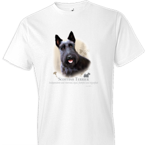 Scottish Terrier Tshirt - TshirtNow.net - 1