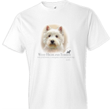 West Highland Terrier Tshirt - TshirtNow.net - 1
