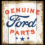 Genuine Ford Parts Logo Tshirt - TshirtNow.net - 2