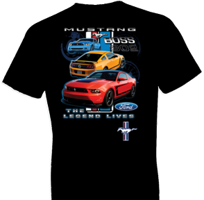 The Legend Lives Tshirt - TshirtNow.net - 1