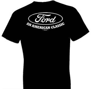 An American Classic Ford Oval Tshirt