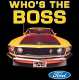 Who's The Boss Tshirt - TshirtNow.net - 2