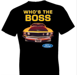 Who's The Boss Tshirt - TshirtNow.net - 1