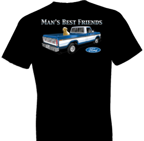 Man's Best Friend Tshirt