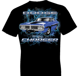 Dodge Charger Tshirt