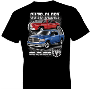 Guts and Glory Ram Truck Tshirt