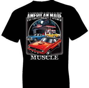 Chrysler American Made Muscle Tshirt - TshirtNow.net - 1