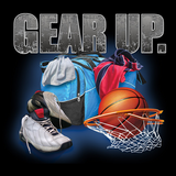 Gear Up Basketball Tshirt - TshirtNow.net - 2