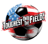 Toughest On The Field Soccer Tshirt - TshirtNow.net - 2