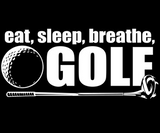 Breathe Golf Tshirt - TshirtNow.net - 2