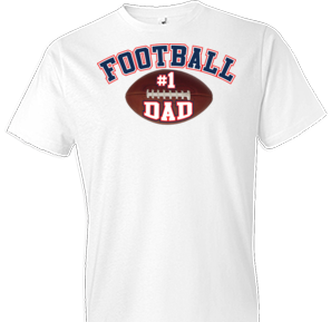 Football Dad Tshirt
