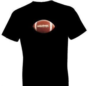 3D Print Football Tshirt