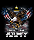 U.S. Army Eagle and Flag Tshirt - TshirtNow.net - 2