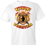 Firefighters Emblem Tshirt - TshirtNow.net - 1
