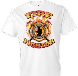 Firefighters Emblem Tshirt