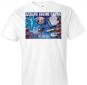 EMS Serving and Saving Tshirt