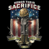 Honor Their Sacrifice Tshirt - TshirtNow.net - 2