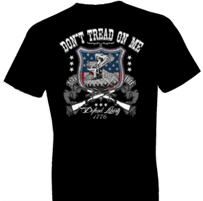 2nd Amendment Defend Liberty Tshirt