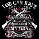 2nd Amendment Have My Gun Tshirt - TshirtNow.net - 2