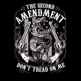 The 2nd Amendment w/ Crest Tshirt - TshirtNow.net - 2