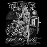 Fill Her Up Biker Tshirt - TshirtNow.net - 2