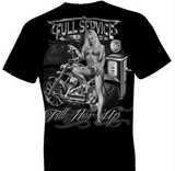 Fill Her Up Biker Tshirt - TshirtNow.net - 1