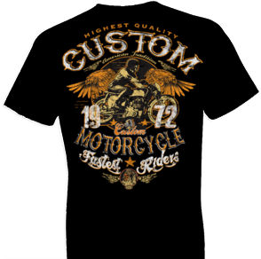 Highest Quality Biker Tshirt