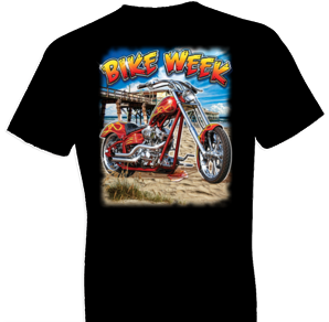 Bike Week Biker Tshirt