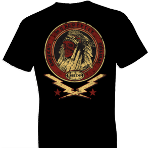 Custom Tradition Biker Tshirt