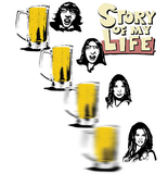 Story of My Life Beer Tshirt - TshirtNow.net - 2