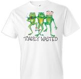 Toadily Wasted Beer Tshirt - TshirtNow.net - 1