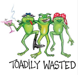 Toadily Wasted 2 Beer Tshirt - TshirtNow.net - 2