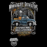 Midnight Runners Moonshine Oversized Print Tshirt - TshirtNow.net - 2
