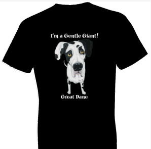 Funny Great Dane Tshirt - TshirtNow.net
