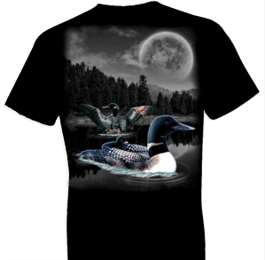 Loon Wilderness tshirt - TshirtNow.net - 1