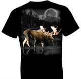 Moose Wilderness tshirt - TshirtNow.net - 1