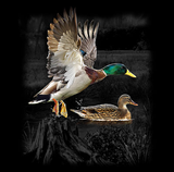 Duck Wilderness tshirt - TshirtNow.net - 2