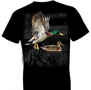 Duck Wilderness tshirt - TshirtNow.net - 1