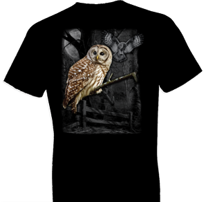 Owl Wilderness tshirt - TshirtNow.net - 1