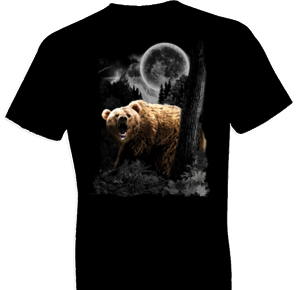 Bear Wilderness tshirt - TshirtNow.net - 1
