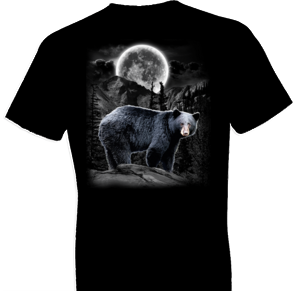 Black Bear Wilderness tshirt
