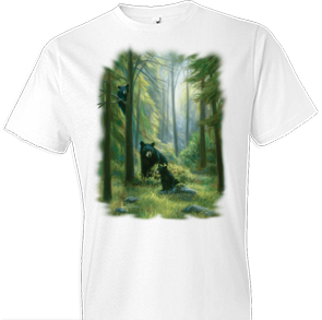 Spirits Of The Forest Wildlife tshirt - TshirtNow.net - 1