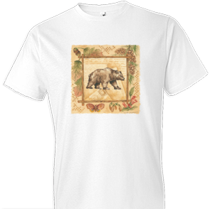 Bears Wildlife tshirt